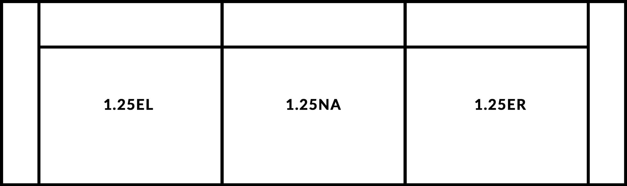 FrontRow™ Tegra 3 seat straight option 2