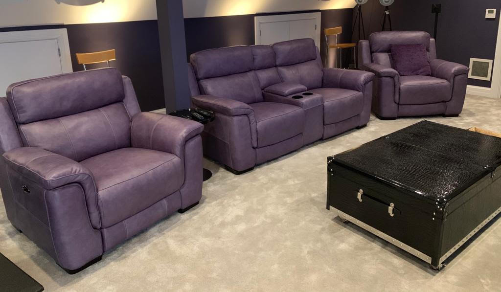 FrontRow™ Luno Home Cinema Seating