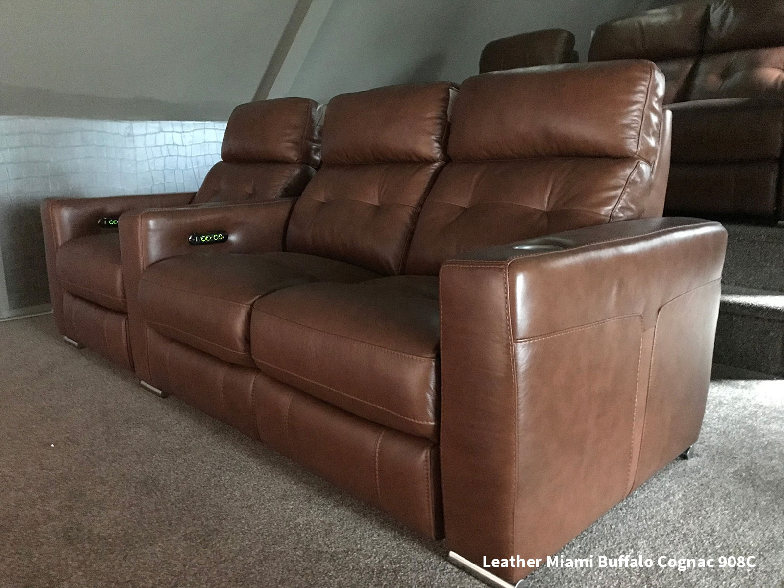 FrontRow™ Serenity Home Cinema Seating