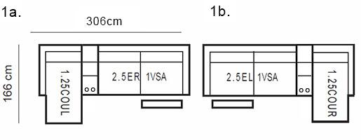 Combination 1a & 1b