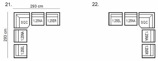 Combination 21 & 22