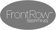 FrontRow™ Seating logo