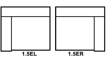 FrontRow™ Modena 1.5EL-1.5ER