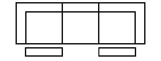 2.5 Seat Double – (2.5S)